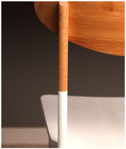 RUST-OLEUM KREIDEFARBE MÖBELLACK - Kreidefarbe Möbellack Stuhl Detail Kalkweiß