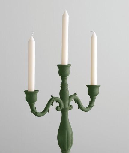 STRUKTURIERT - textured candlesticks 2