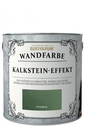 Rust-Oleum Kalkstein-Effekt Wandfarbe Grün