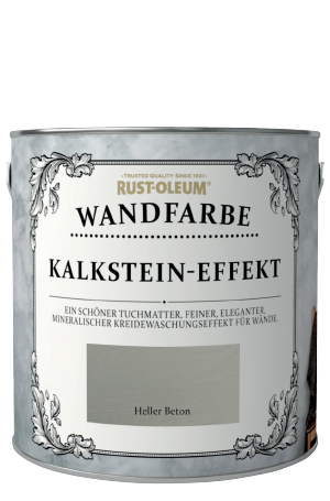 Rust-Oleum Kalkstein-Effekt Wandfarbe Beton