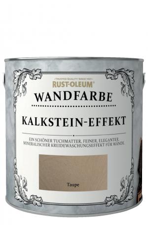 Rust-Oleum Kalkstein-Effekt Wandfarbe Taupe