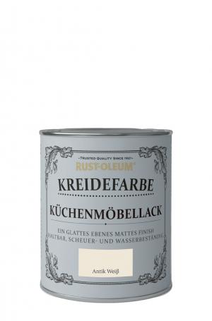 Rust-Oleum Kreidefarben Küchenmöbellack Antikweiß