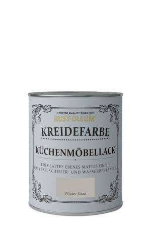 Rust-Oleum Kreidefarben Küchenmöbellack Wintergrau