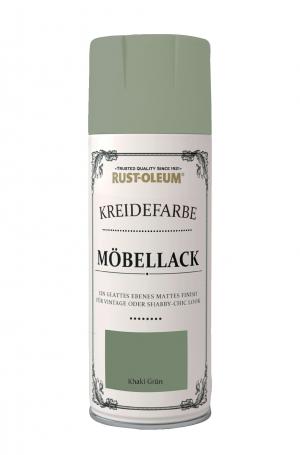 Kreidefarben Möbellack Spray Khaki Grün