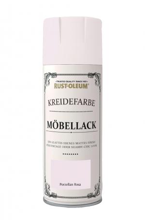 Kreidefarben Möbellack Spray Rosa