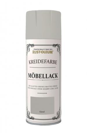 Kreidefarben Möbellack Spray Kiesel
