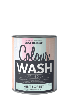 Rust-Oleum Colour Wash Mint Sorbet