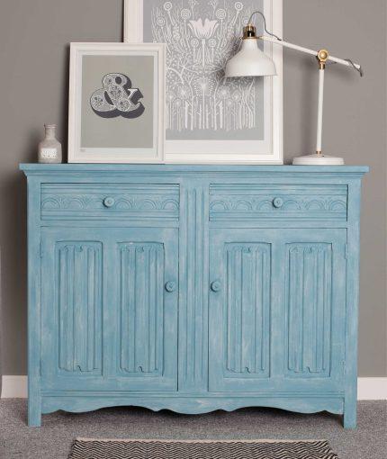 Kreidefarbe Möbelwachs (Weiß) - Möbelwachs