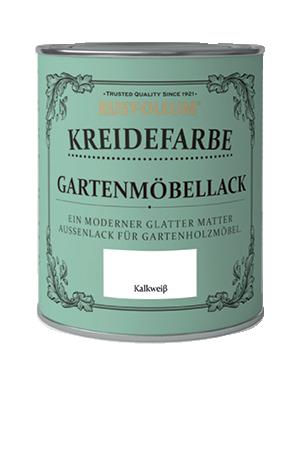 Rust-Oleum Kreidefarben Gartenfarbe Kalkweiß