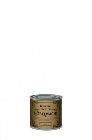 Rust-Oleum Möbelwachs Metallic Gold