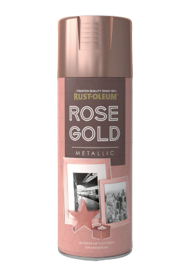 Rust-Oleum Rose Gold Sprayfarbe