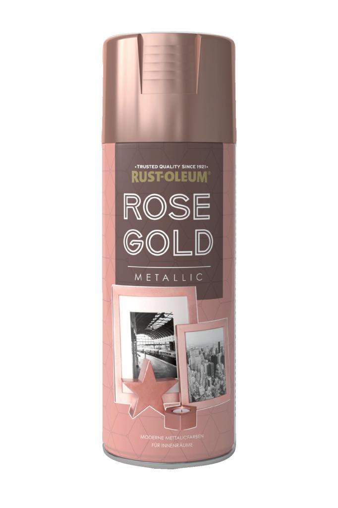 Rose Gold Metallic