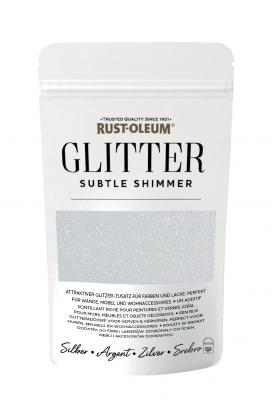 Rust-Oleum Glitter Subtle Shimmer Silber