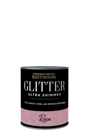 Rust-Oleum Glitter Ultra Shimmer Rose
