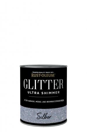 Rust-Oleum Glitter Ultra Shimmer Silber