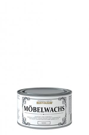 Rust-Oleum Möbelwachs Weiß