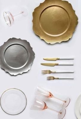 Trendwatch: Metallic-Farben für dein Zuhause