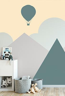 """Neue Kinderlinie """"Little Stars""""– Luftreinigende Wandfarbe, Spielzeugfarbe und Co."""